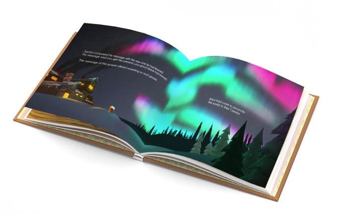 Stunning Full Colour Illustrations on Every Page
