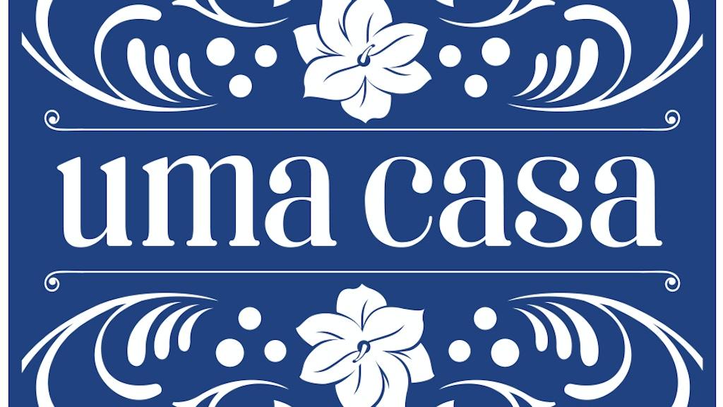 UMA CASA Portuguese restaurant project video thumbnail