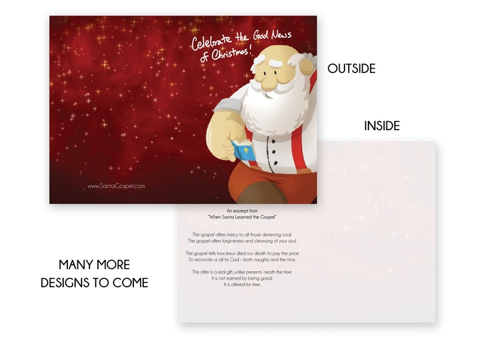 A set of 5 x Christmas Cards designed using illustrations from the book. A wonderful complement to the book!