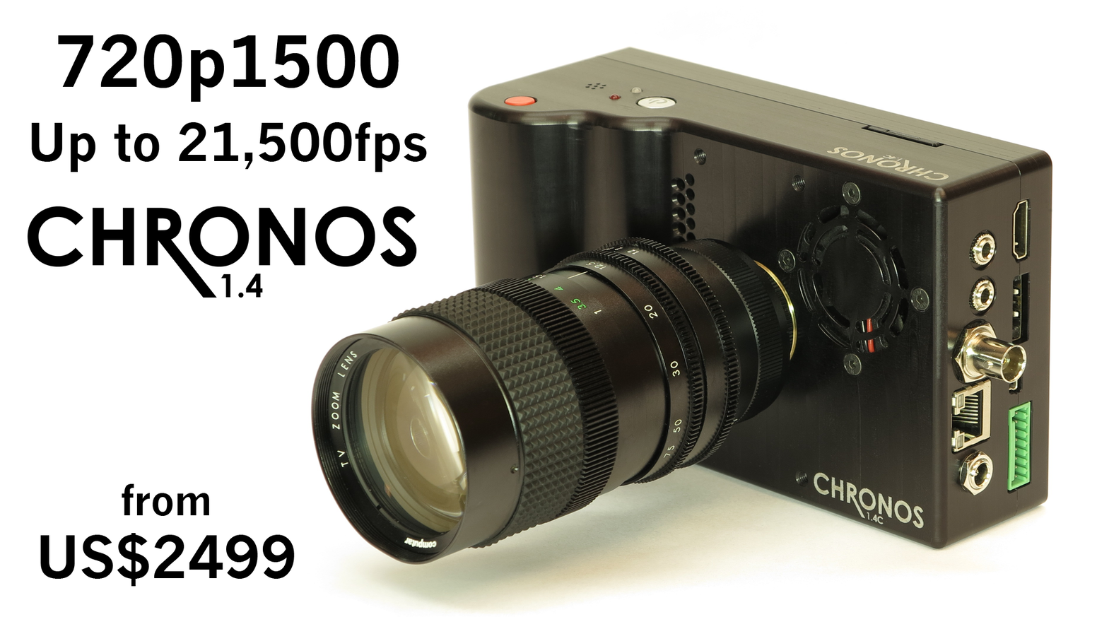 chronos 1 4 high speed camera by kron technologies kickstarter