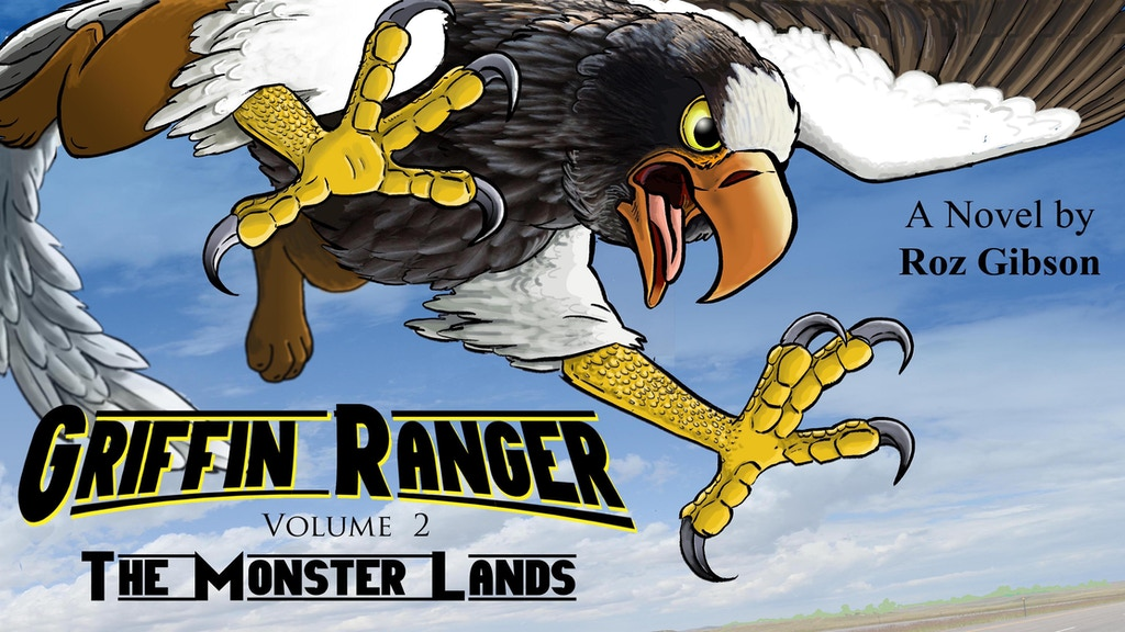 Griffin Ranger: The Monster lands project video thumbnail