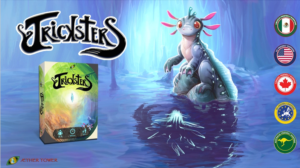 Tricksters - Meet the mischievous Annukuh project video thumbnail
