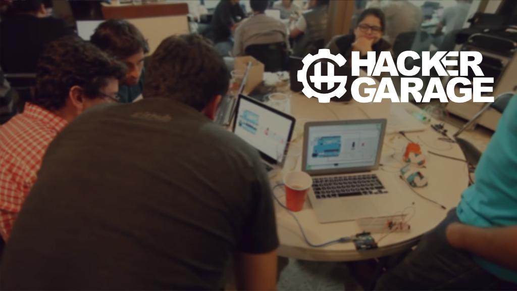 Hacker Garage 4.0 - Un mejor hackerspace para creadores miniatura de video del proyecto