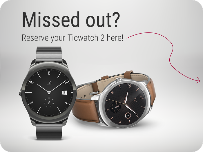 The Most Interactive Smartwatch. Intuitive Interaction. Lifestyle Convenience. Unique Ticwear OS. Innovative Design.