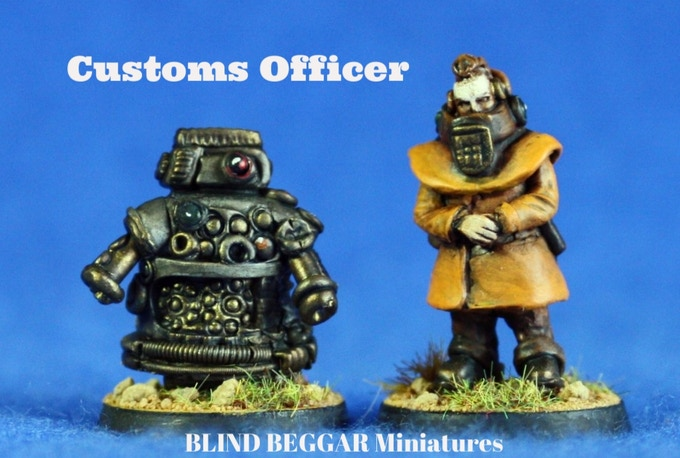 Blind beggar miniatures presents second chance specials by paul as well as the mayor and the bounty hunter the gamma deal also includes the marshal and the customs officer packs publicscrutiny Image collections