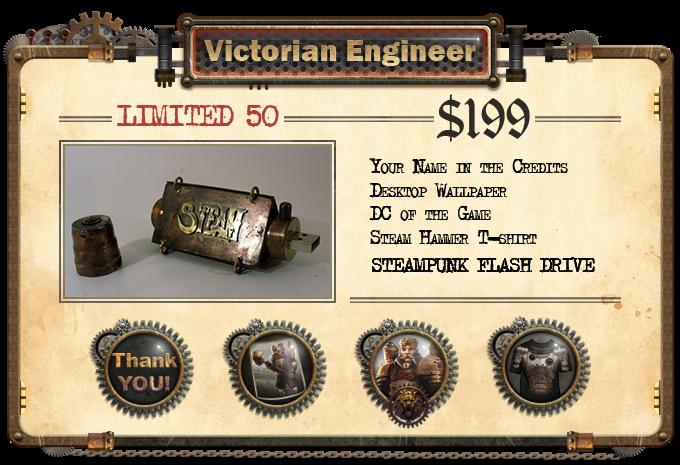 Steam Hammer sandbox RPG by Big Way Games — Kickstarter
