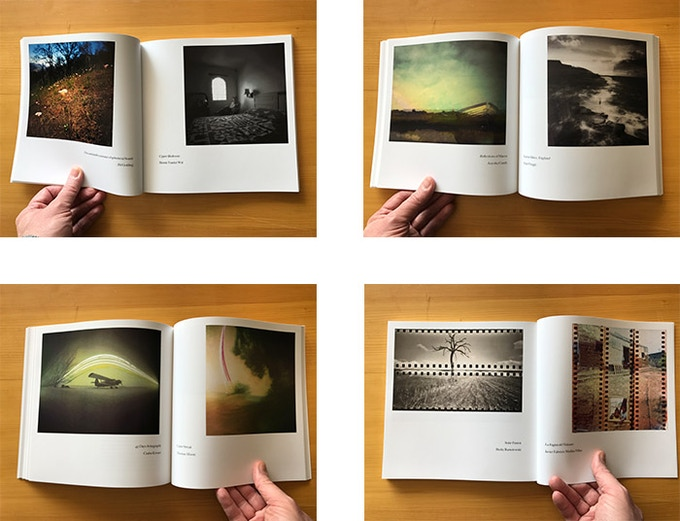Book images, final layout may have some changes