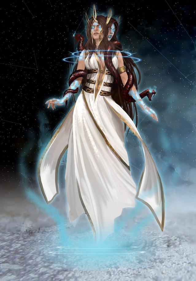 Hecate : Goddess of Crossroads [BG KSE] C7386062726479e7bff03aeb899b28a4_original