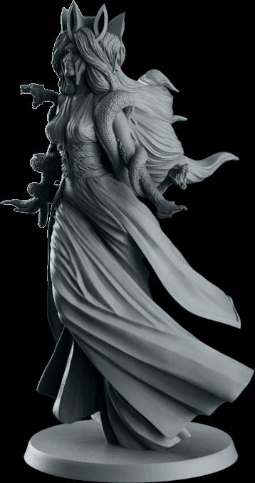 Hecate : Goddess of Crossroads [BG KSE] 85ce8e1c9cb98cb44c89fe56d7509960_original