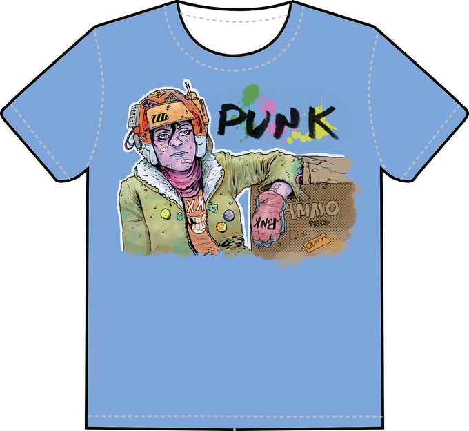 Punk Girl!