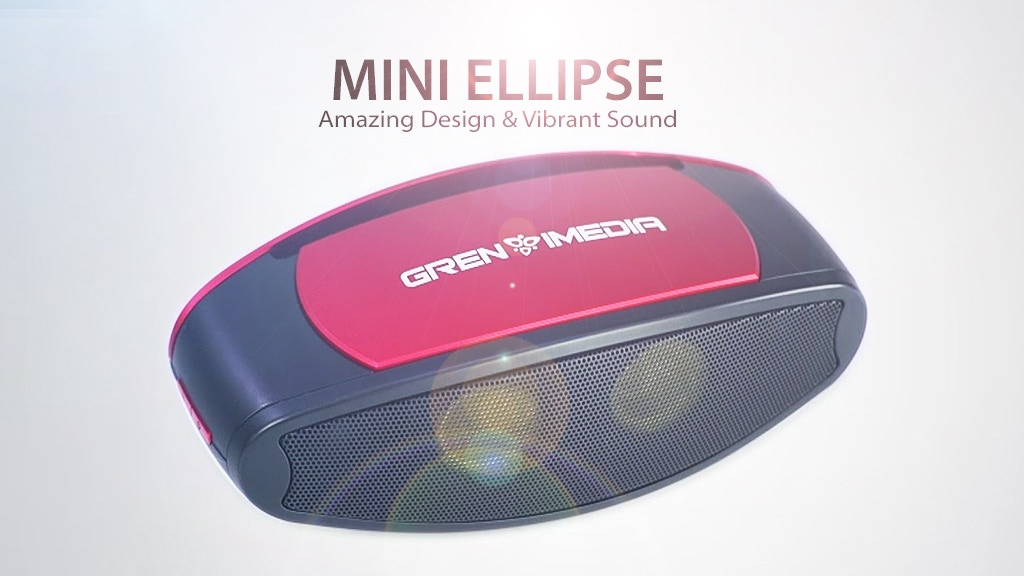 Mini Ellipse - High Fidelity Sound in the Palm of Your Hand project video thumbnail