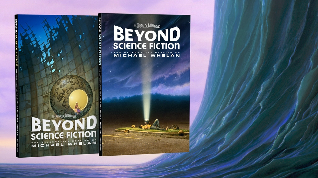 Beyond Science Fiction - Paintings by Michael Whelan project video thumbnail