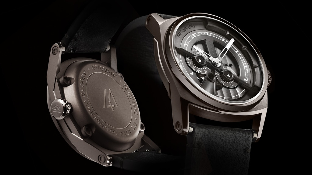 CODE41 ° High-quality watches at a fraction of their price Project-Video-Thumbnail
