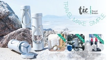 Tic - Smart Bottles for Life's Travels