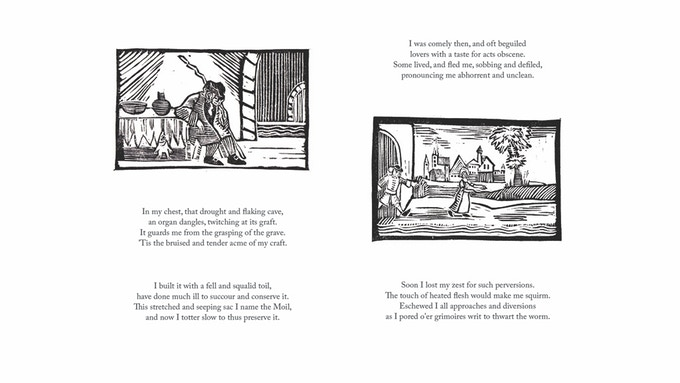 the illustrated chapbook