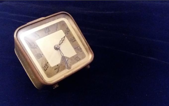 Sutulin's Art Deco Clock