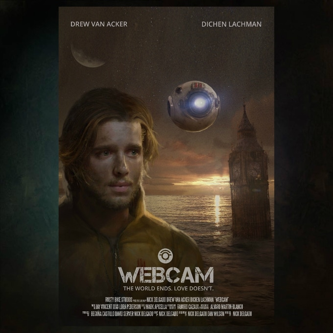 The Official One-Sheet Poster for WEBCAM