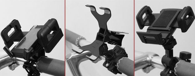 Top sold phone mount for bicycles.