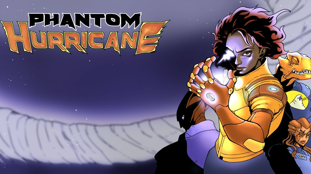 Phantom Hurricane project video thumbnail