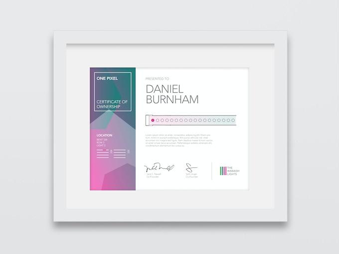 Yes, THE Daniel Burnham
