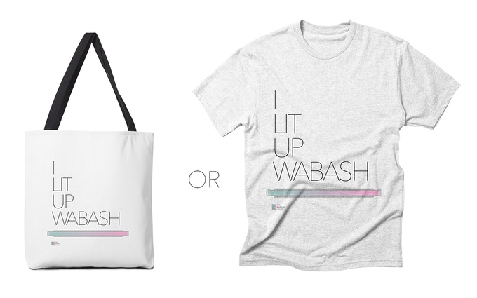 Shirt or Tote: CHOOSE WISELY