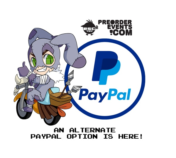 PayPal friendly alternative site for our project!