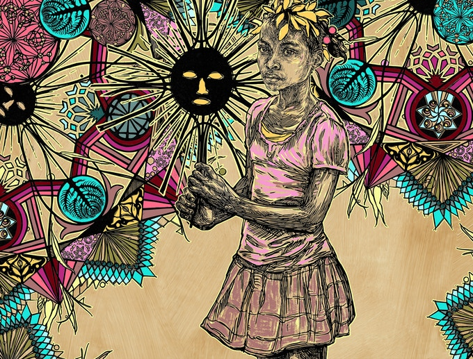 $450 - Swoon Silk Screen Print