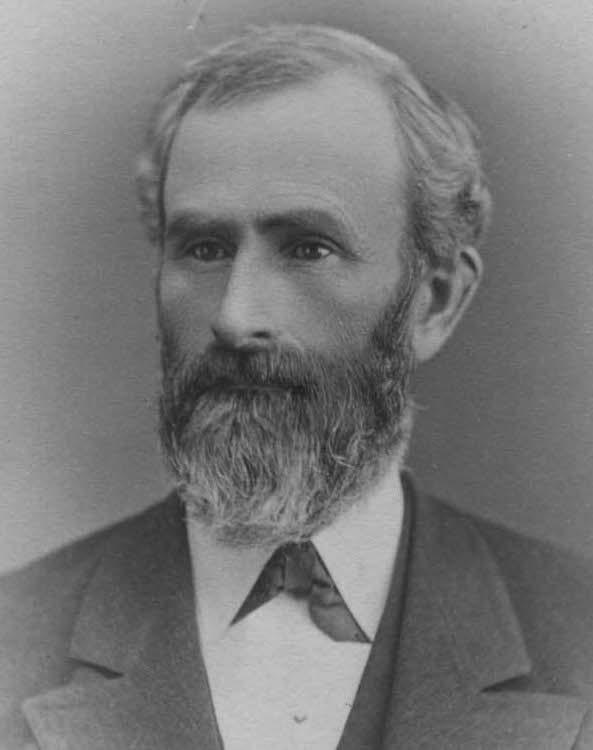 Henry Martin Bradley in Bay City, Michigan