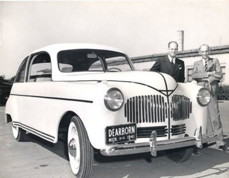 Henry Ford was hip to Hemp