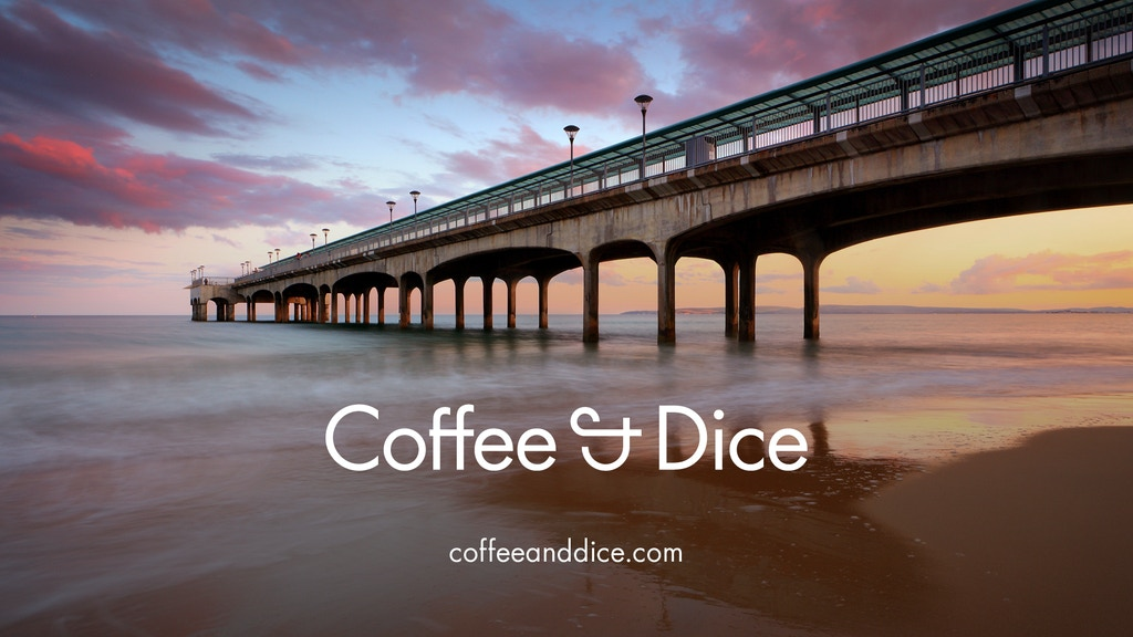 Coffee & Dice, Bournemouth's Board Game Cafe project video thumbnail