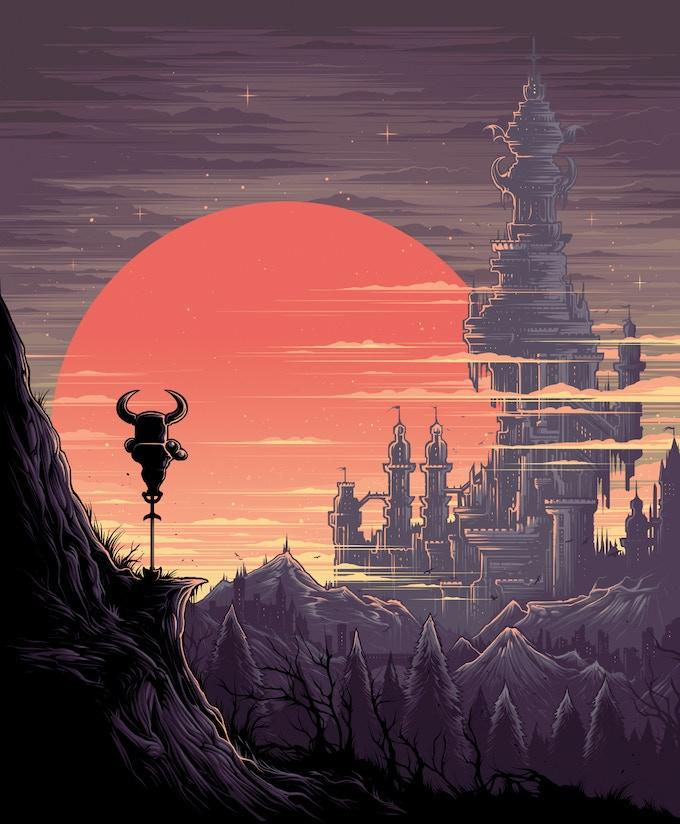 Illustration by Dan Mumford - copyright Dan Mumford/A Profound Waste of Time