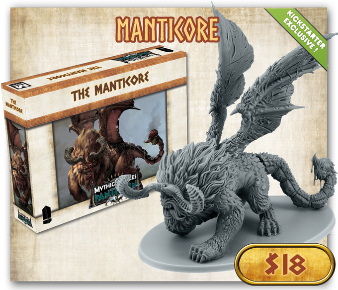 CLICK ON THE PICTURE TO LEARN MORE ABOUT THE MANTICORE