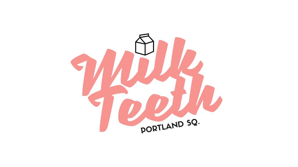 Milk Teeth Café & Stores project video thumbnail