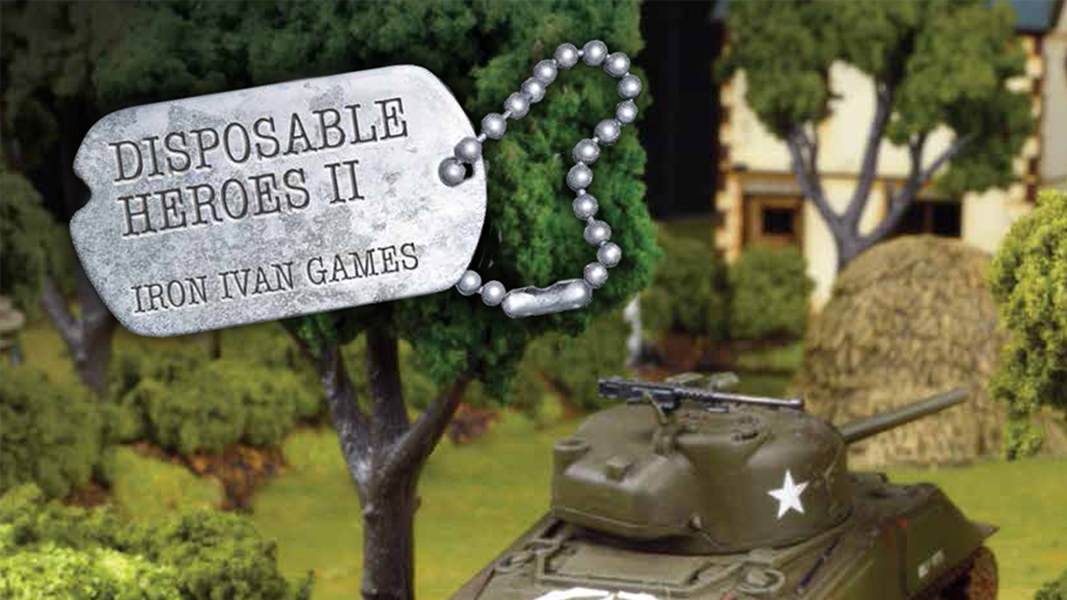 WW2 Wargaming Rules - Disposable Heroes 2 by BrigadeGames com » Boot