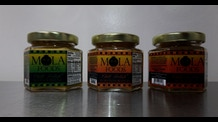 Mola Chili Relish Made from imported Cameroonian Chilies