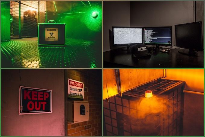 Komnata Quest Escape Room
