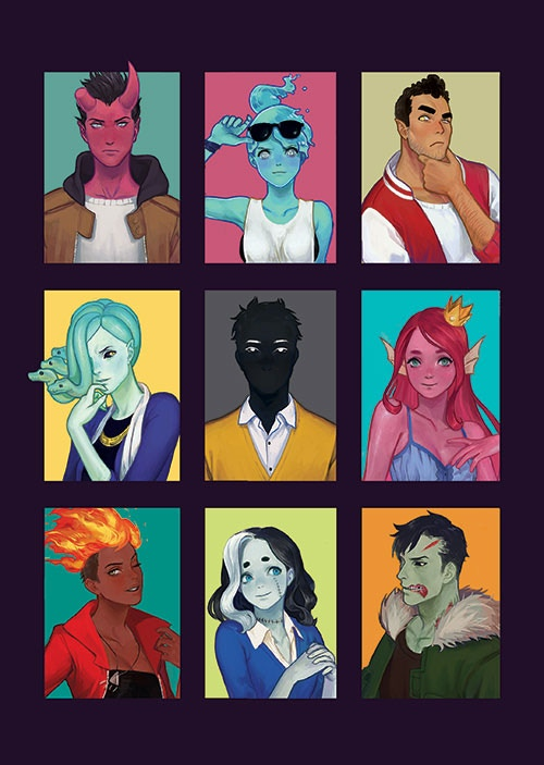 Monster Prom A Crazy Twist On Dating Sims By Beautiful