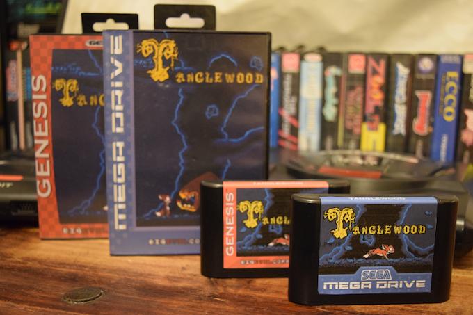 Multi-region cartridge for PAL, NTSC, and NTSC-J consoles