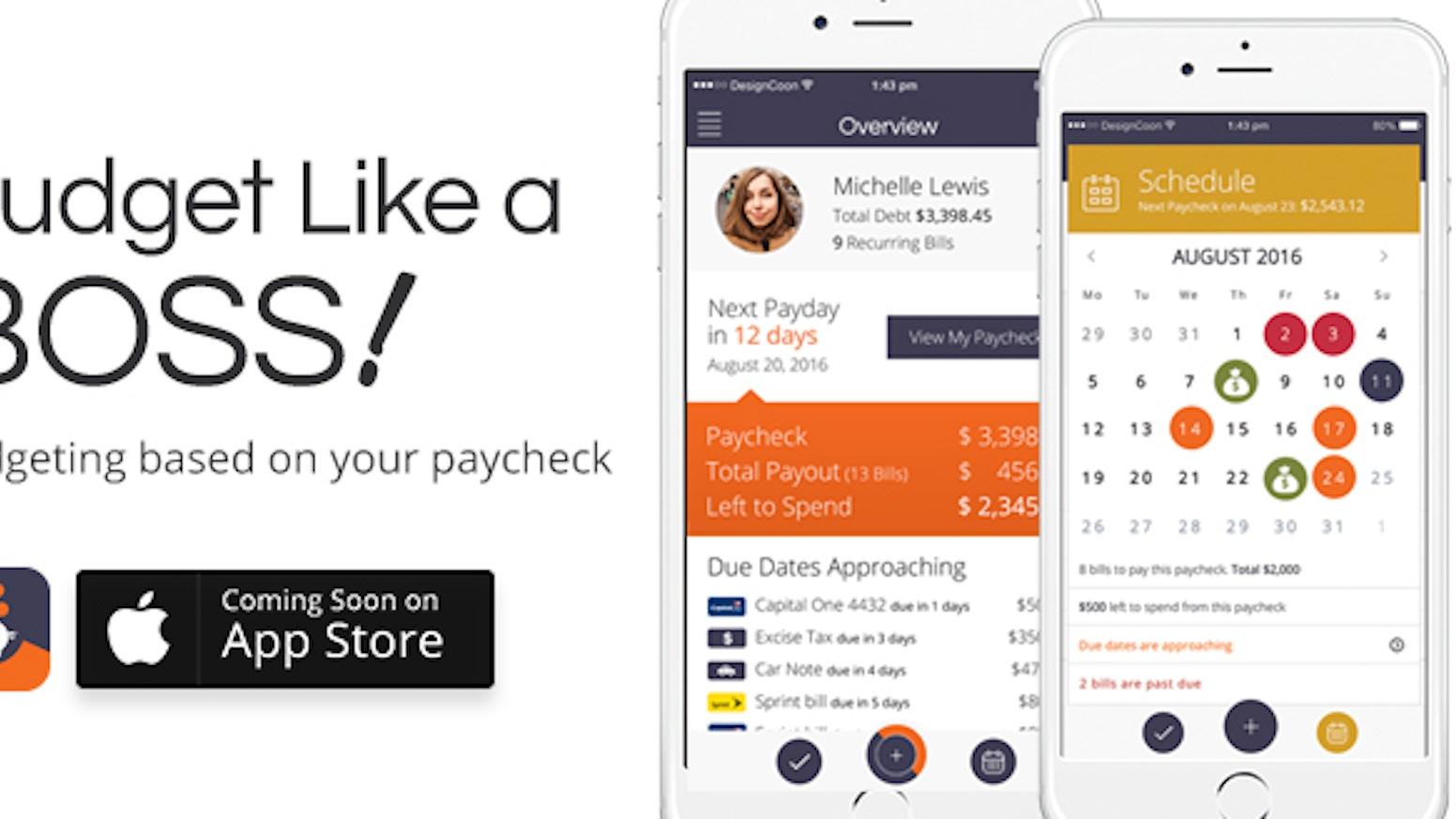 BudgetPlan - Budget Like a Boss! by Anna Mekerian — Kickstarter