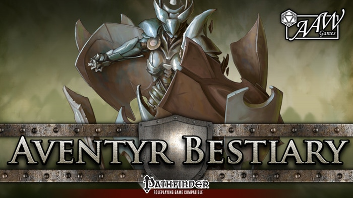 Help us craft a bestiary filled with over three years of monsters from AdventureAWeek.com and the ENnie award winning AaWBlog!