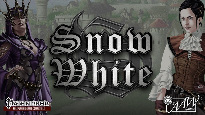 A hardback edition of our fantastic, five-star adventure Snow White, a faithful rendition compatible with Pathfinder RPG and D&D 3.5.