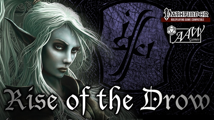 We want to put our outstanding 'Rise of the Drow' trilogy into a single epic hardcover edition -- with revised and expanded content!