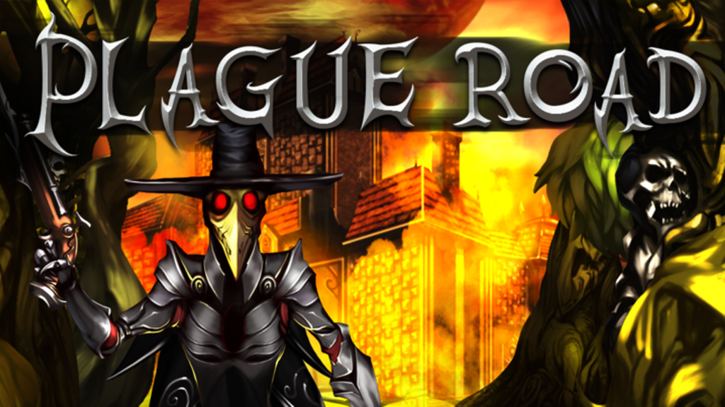 Plague Road - A Roguelike Turn-Based Strategy Game project video thumbnail