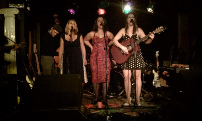 Our very first show! 12/6/12 at Milkboy Philly