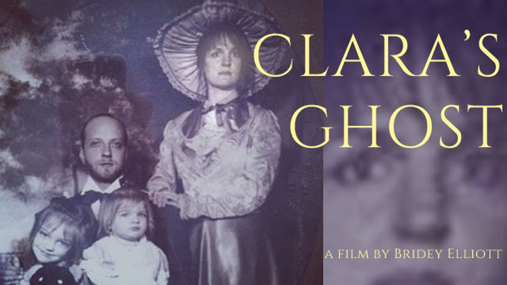 Clara's Ghost project video thumbnail