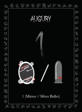 Augury Ritual promo card artwork.