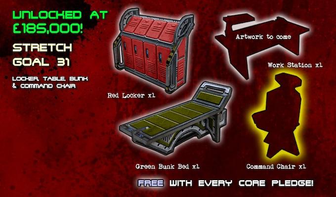 Battle Systems™ Sci-fi II Terrain by Battle Systems Ltd
