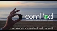 comPod: Compostable Nespresso® compatible coffee pods