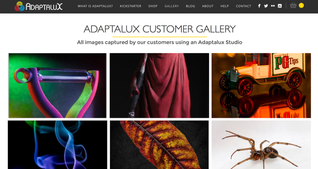 The new Customer Image Gallery - Click to see more.