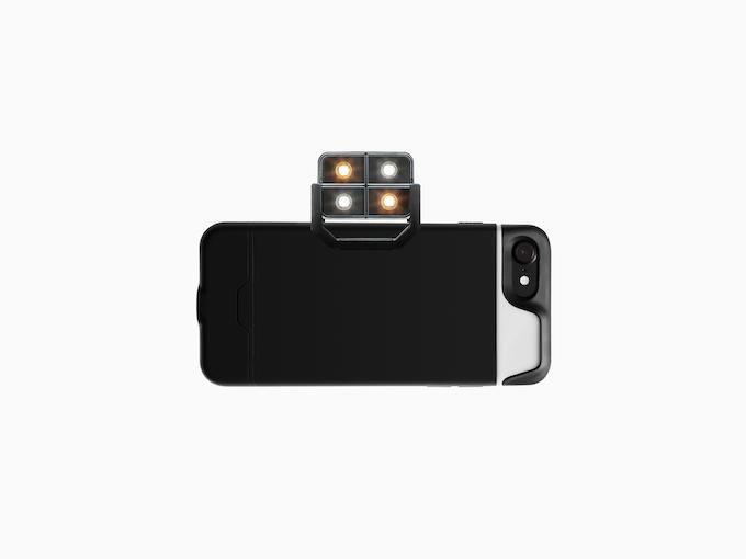 iblazr case + iblazr 2 LED Flash